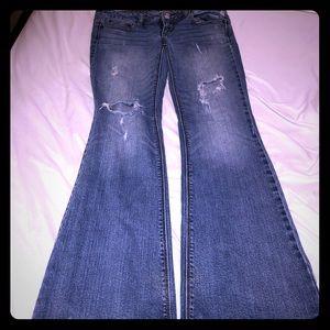 Junior/women American Eagle Artist Stretch Jeans
